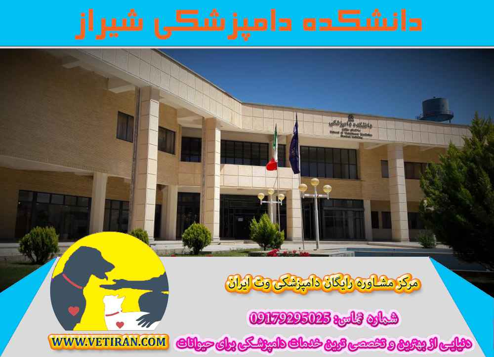دانشکده دامپزشکی شیراز